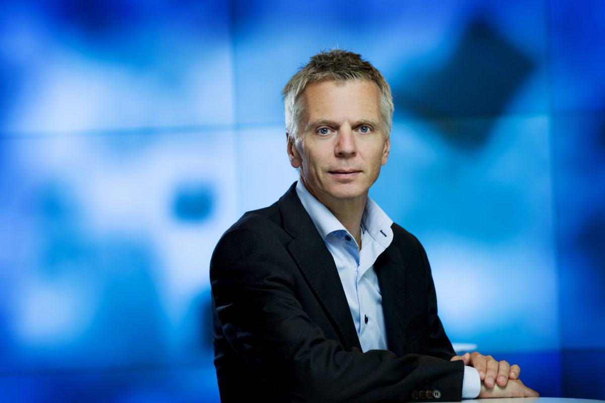 SVP & CEO Telenor Broadcast Holding & Canal Digital AS